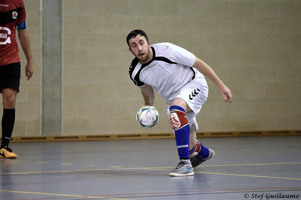 AS Futsal A Vs Le Gaumais A